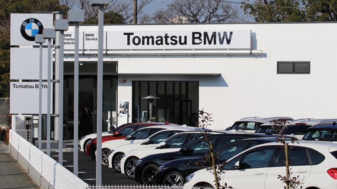 BMW Premium Selection 江戸川